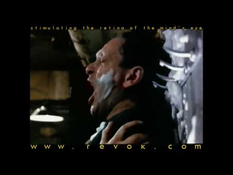 FACELESS (1987) Trailer for Jess Franco's Eurotrash with Brigitte Lahaie and Telly Savalas Video