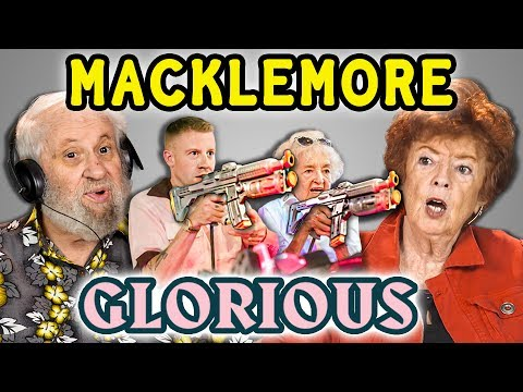 download lagu Elders React To Macklemore - Glorious 100 Years Old gratis