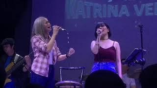 KATRINA VELARDE & EUMEE CAPILE - I'll Never Love Again & Without You Mashup