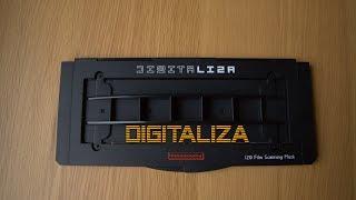 DigitaLiza 120 Film Scanning Mask