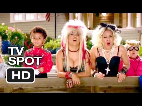 Grown Ups 2 TV SPOT #1 (2013) - Adam Sandler, Chris Rock Movie HD
