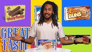 The Best Snack Cakes | Great Taste