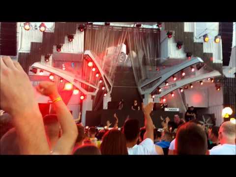 Tom Swoon Live Sunrise Festival 2015 Poland Kołobrzeg
