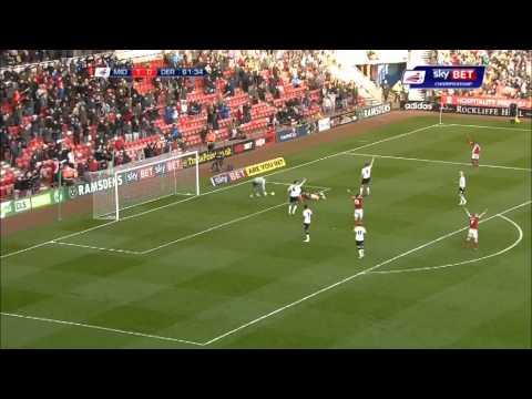 YouTube: Boro 2-0 Derby County