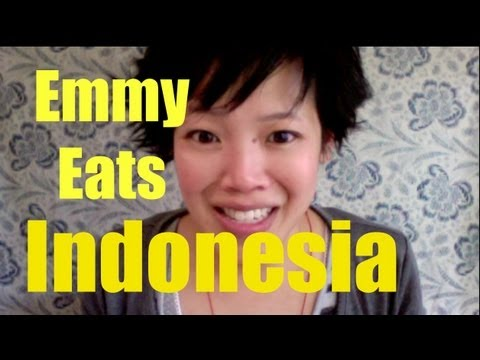 Emmy Eats Indonesia   Indonesian Snacks
