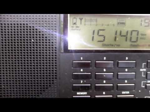 Adwentist World Radio, AWR 15140 kHz - Nauen, Germany