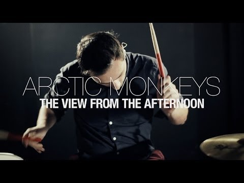 Arctic Monkeys - The View From The Afternoon // WHITE NOISE Drum Cover