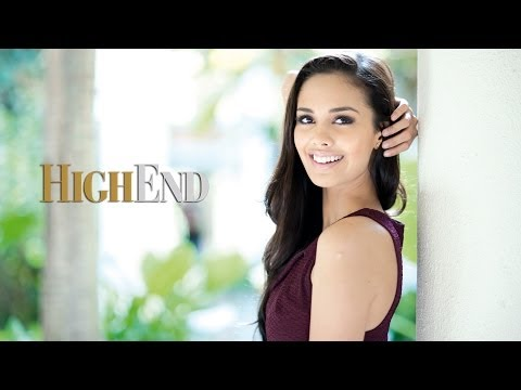 Exclusive Interview with Megan Young Liliana Tanoesoedibjo