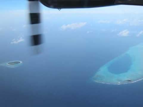 The Maldives Experience from the Seaplane 06-11.wmv