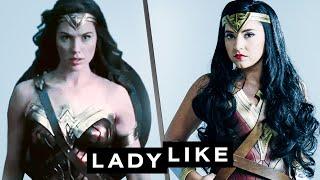 We Transformed Into Superheroes!• Ladylike