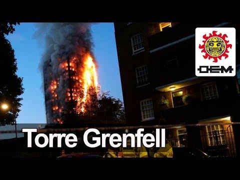 Ya son 12 los muertos por incendio en edificio de Londres / OEM