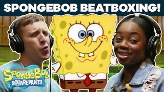 SpongeBob Beatboxing: Theme Song, F.U.N., Best Day Ever 🎤 | #TuesdayTunes