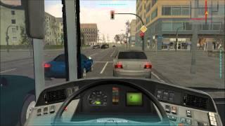 Прохождение игры bus simulator 2012 на русском