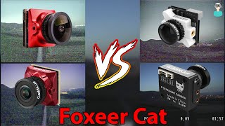 Foxeer Cat Starlight FPV Camera - Side By Side Comparison