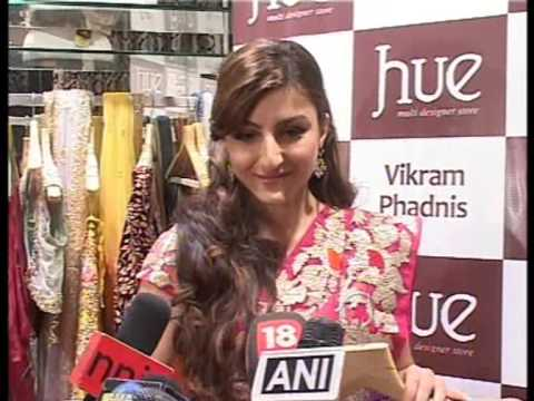 HUE FASHION NEW COLLECTION WITH Soha Ali Khan