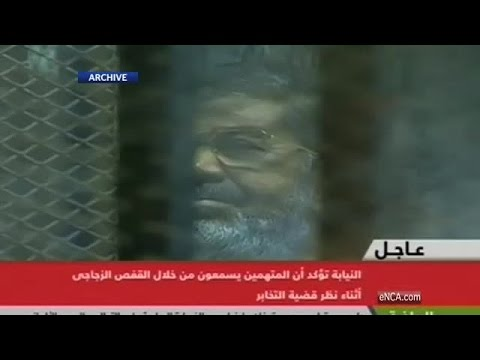 Another charge for Egypt's Morsi