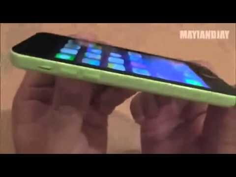 iPhone 5C com Android Réplica Perfeita