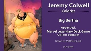 Big Bertha UDML Coloring (10x Speed Version)