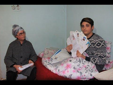 Cam Kemik Hastası Aile Yardım Eli Bekliyor
