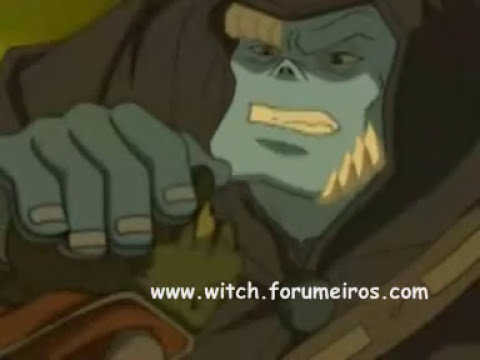 witch I cap 12-A princesa revelada-parte 01