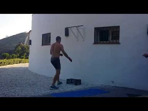 Freeletics - ARES (Full workout 7:45)