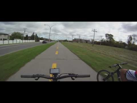 Bicycle Touring - Vanier College