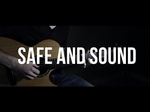 Safe & Sound - Taylor Swift Ft. Civil Wars - Instrumental Guitar Cover