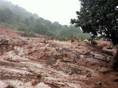 Malin gaon landslide