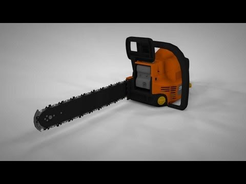 How It Works: Chainsaw