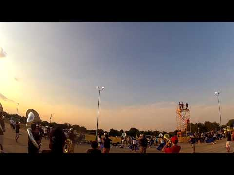 Southwest 2013 Bari Sax Cam video