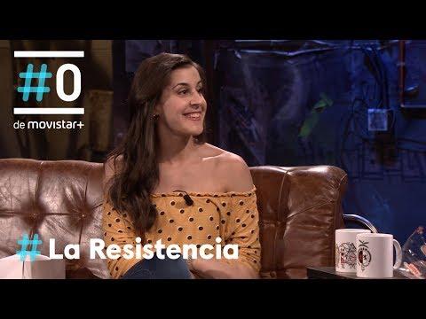 LA RESISTENCIA - Entrevista a Carolina Marín | #LaResistencia 29.05.2018