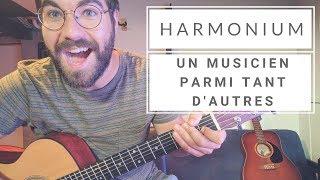 Harmonium Un Musicien Parmi Tant D 39 Autres Cours De Guitare Partitions