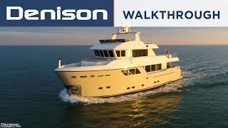 Cantiere delle Marche CdM Expedition Yacht [Walkthrough]