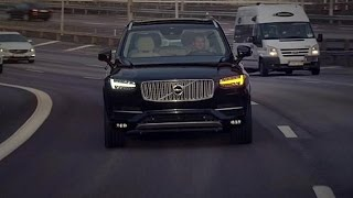 Volvo lanzará pruebas de coches sin conductor en China - economy