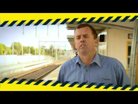 National Rail Safety Week - True Story -- Mick Thornes  -- Queensland Rail