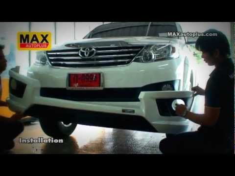 Toyota Fortuner 2012 with Body Kit ZERCON
