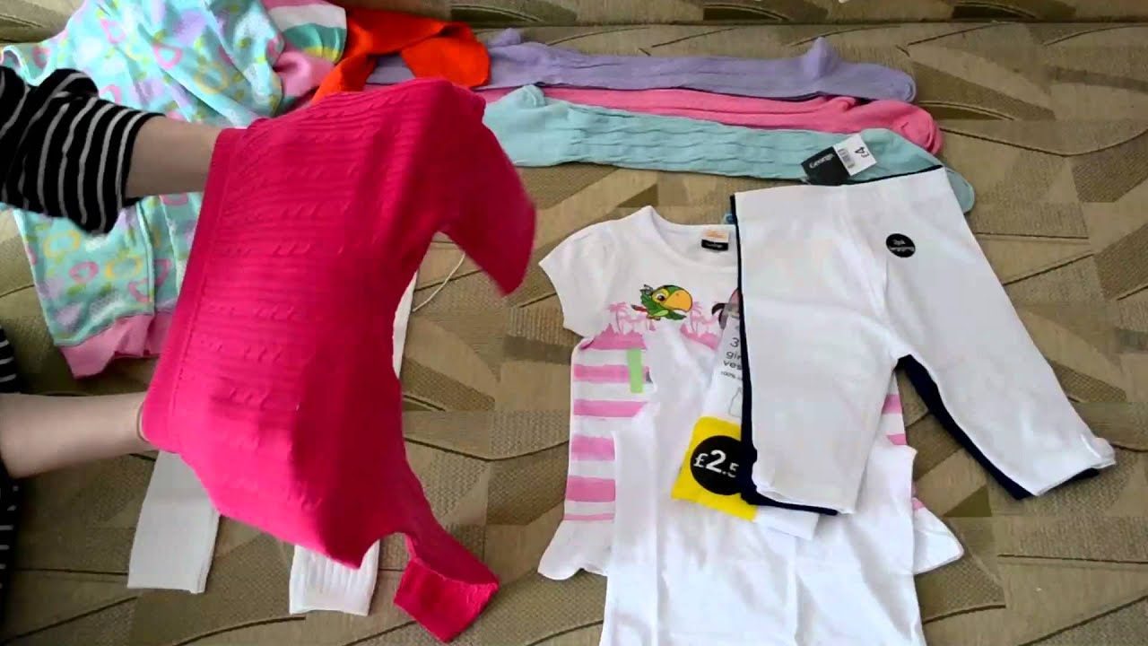 Детская Одежда George