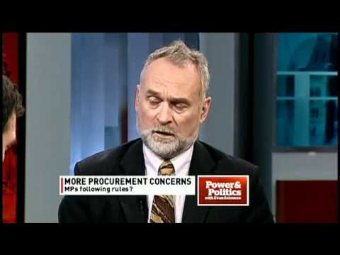 Auditor General on report CBC June 13, 2012