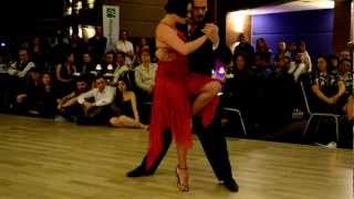 ANKARA INTENSIVE TANGO WEEKEND - MARCH 2013