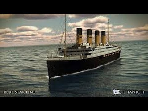 The Titanic Rebuild 2016
