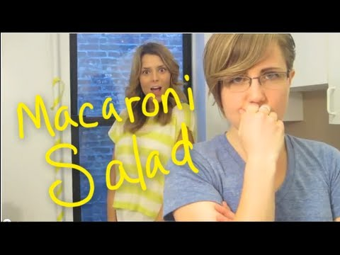 My Drunk Kitchen, S2E06: Macaroni Salad