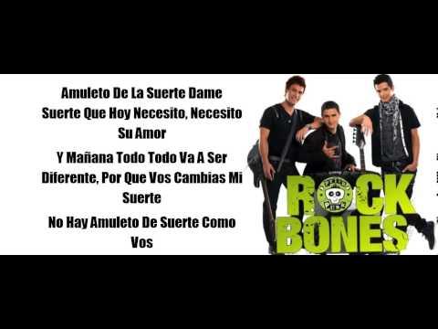 Rock Bones - Amuleto (LETRA)