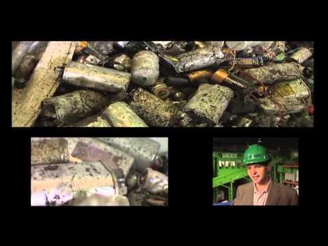 Sweeep Kuusakoski WEEE Waste Electric & Electronic Equipment Recycling