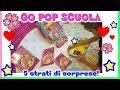 5 Strati Di Sorprese: Go Pop Linea Scuola. Review Giochi Preziosi By Lara E Babo