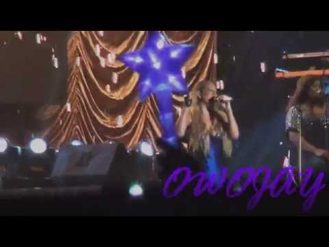 20141026 - Mariah Carey - Hero (the Elusive Chanteuse Show In Taipei, Taiwan) video