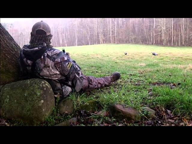 "Tennessee Turkey Hunting Opening Day ""Doubled Up!"""
