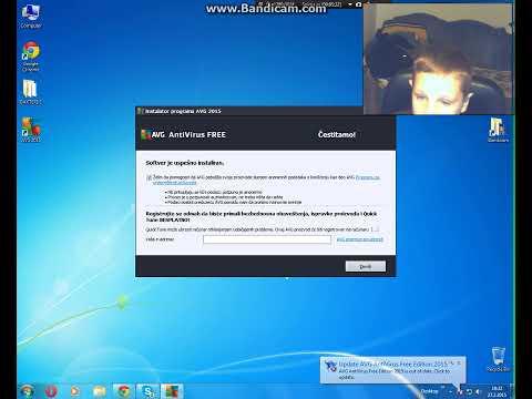 Kako skinuti avg antivirus free [Bosanski Gameplay]