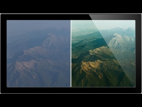 How To Adjust Colors Of A Landscape | Photography Tutorial