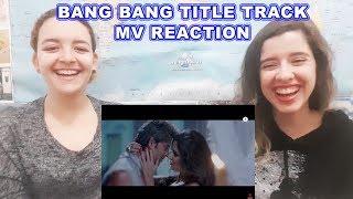 BANG BANG Title Track | Music Video REACTION