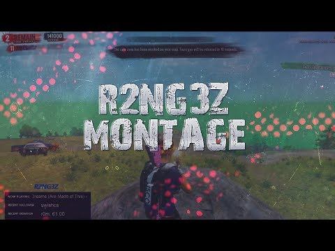 H1Z1/JS Montage - r2ng3z By sL0THFPS (Montage #12)